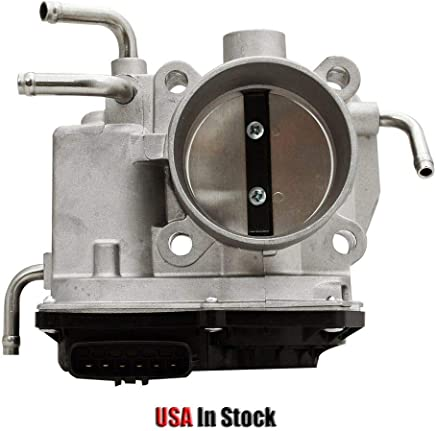 Machine Supplies Throttle Body for 07-10 Toyota Camry Rav4 Scion Matrix 2.4L 2AZFE