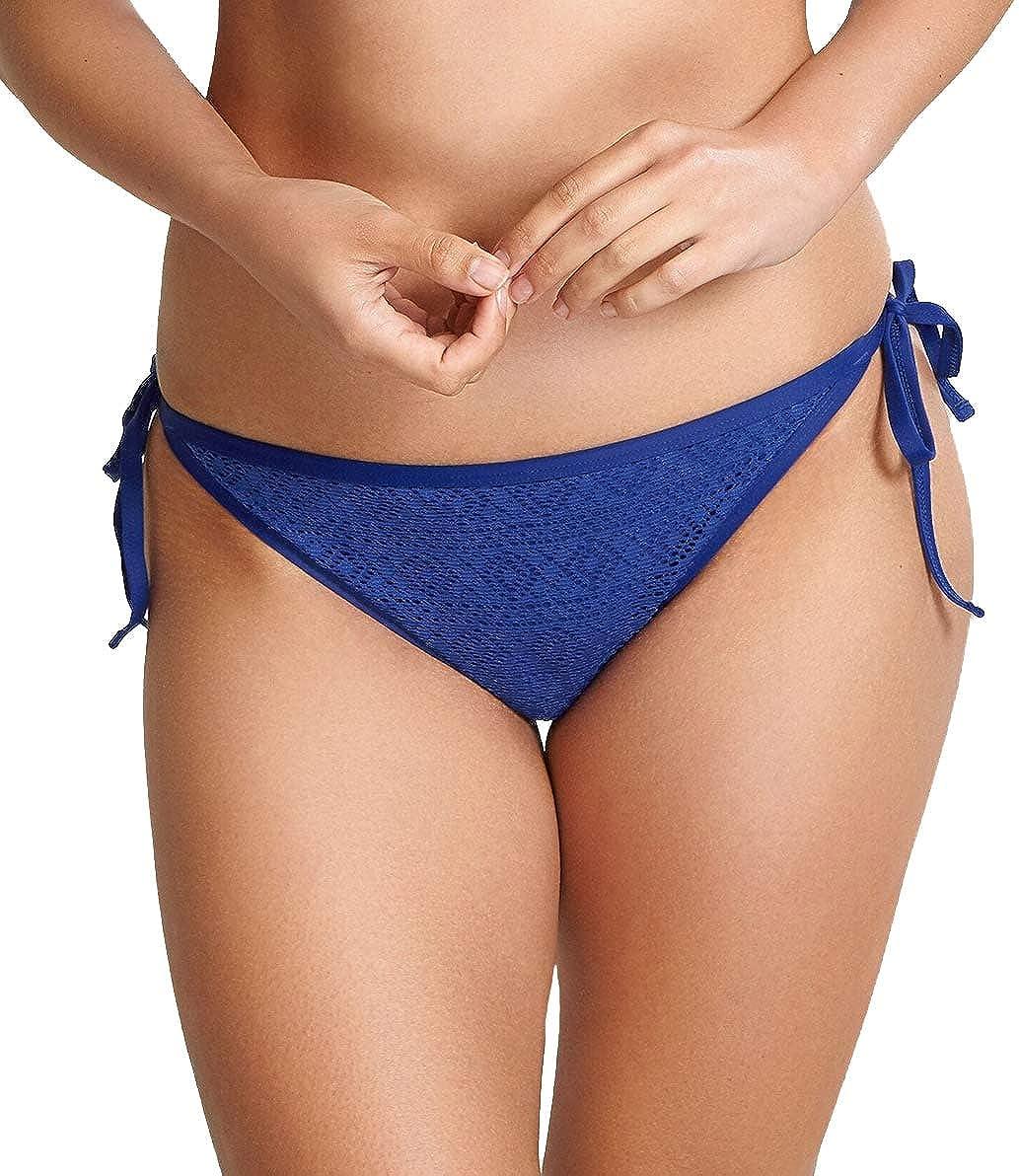 Panache Swim Anya Crochet Side Tie Bikini Bottom
