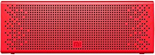 Xiaomi Mi Bluetooth Speaker 16244 - Altavoz, Color Rojo
