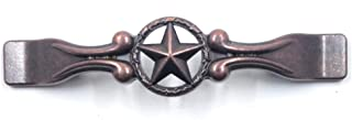 Set of 8 Star with Barbwire Drawer Pulls