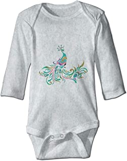 Best peacock feather romper Reviews