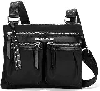 Frisco Messenger Bag - Black [9