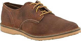 Mens Weekender Oxford Suede Shoes