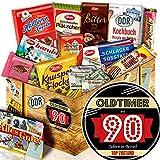 Oldtimer 90 / DDR Schoko-Geschenk / Papa Geschenke zum 90 Geburtstag