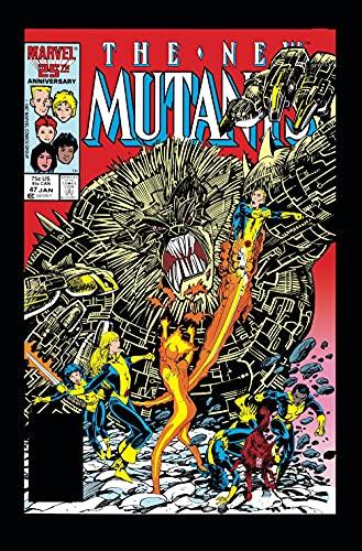 New Mutants Omnibus Vol. 2