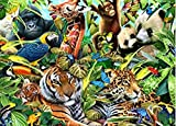 Ceaco Harmony - Forest Friends Puzzle (550 Piece)