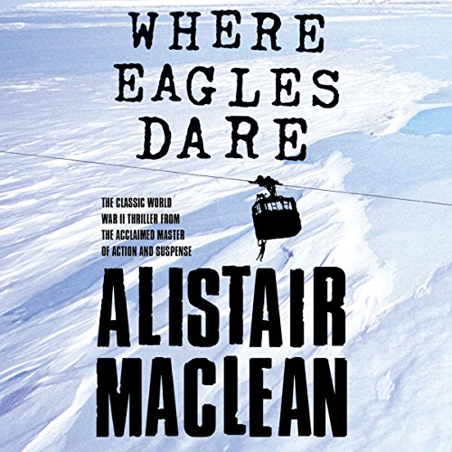 Where Eagles Dare cover art
