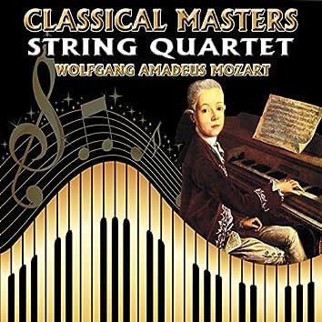 Wolfgang Amadeus Mozart: Classical Masters. String Quartet
