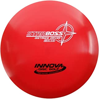 Innova Star Boss Distance Driver Golf Disc [Colors May Vary]