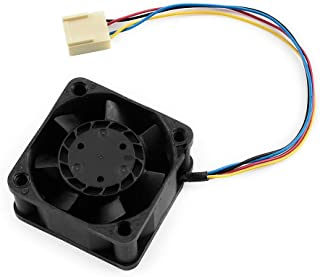 IBest Dedicated DC Cooling 5V Fan for Jetson Nano Support PWM Speed Adjustment with Strong Cooling Air,4PIN Reverse-Proof Connector 40mm×40mm×20mm