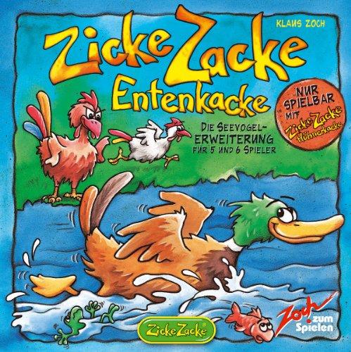 Zoch 601121900 - Zicke Zacke Entenkacke
