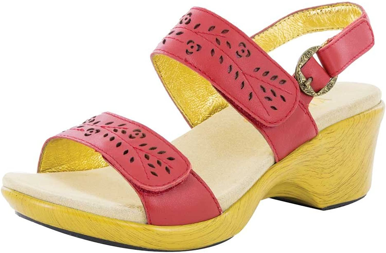 Alegria Woherrar Romi Sandal Sandal Sandal  fashional butik till salu