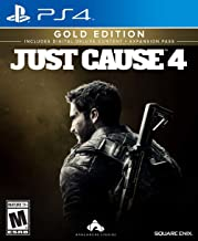 Just Cause 4 - PlayStation 4 Gold Edition