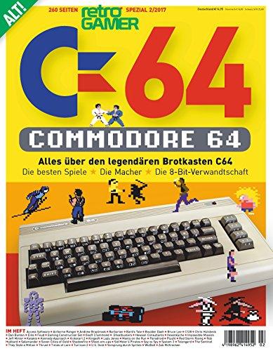 Retro Gamer Spezial 2/2017 – C64: Alles über den legendären Brotkasten C64