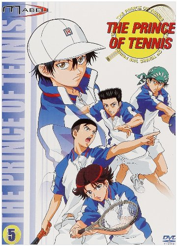 The prince of tennis, vol. 5