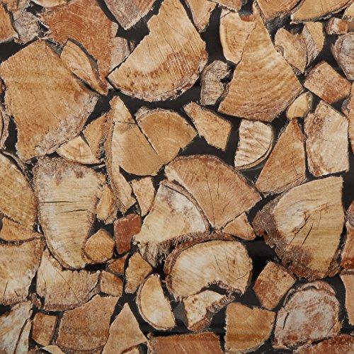 Plakfolie houtblokken brandhout hout d-c-fix 45 x 200
