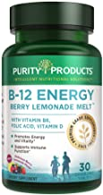 B-12 Energy BerryMelt with Super Fruits - 30 Tablets from Purity Products