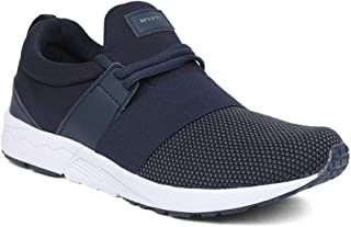 Mufti Blue Lifestyle Sports Shoes