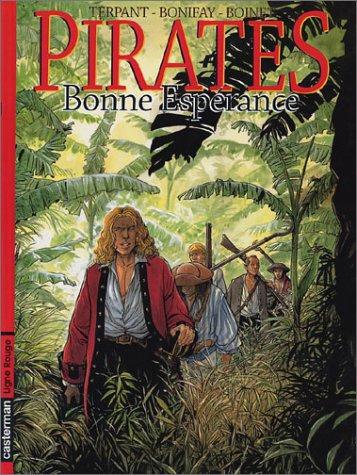 Pirates, tome 2 : Bonne Espérance