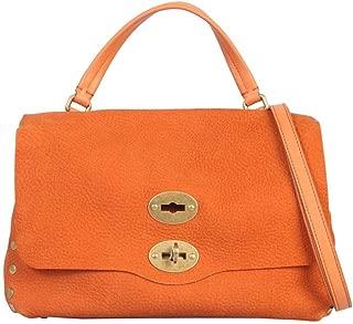 Luxury Fashion | Zanellato Womens 61384304 Orange Handbag | Season Permanent