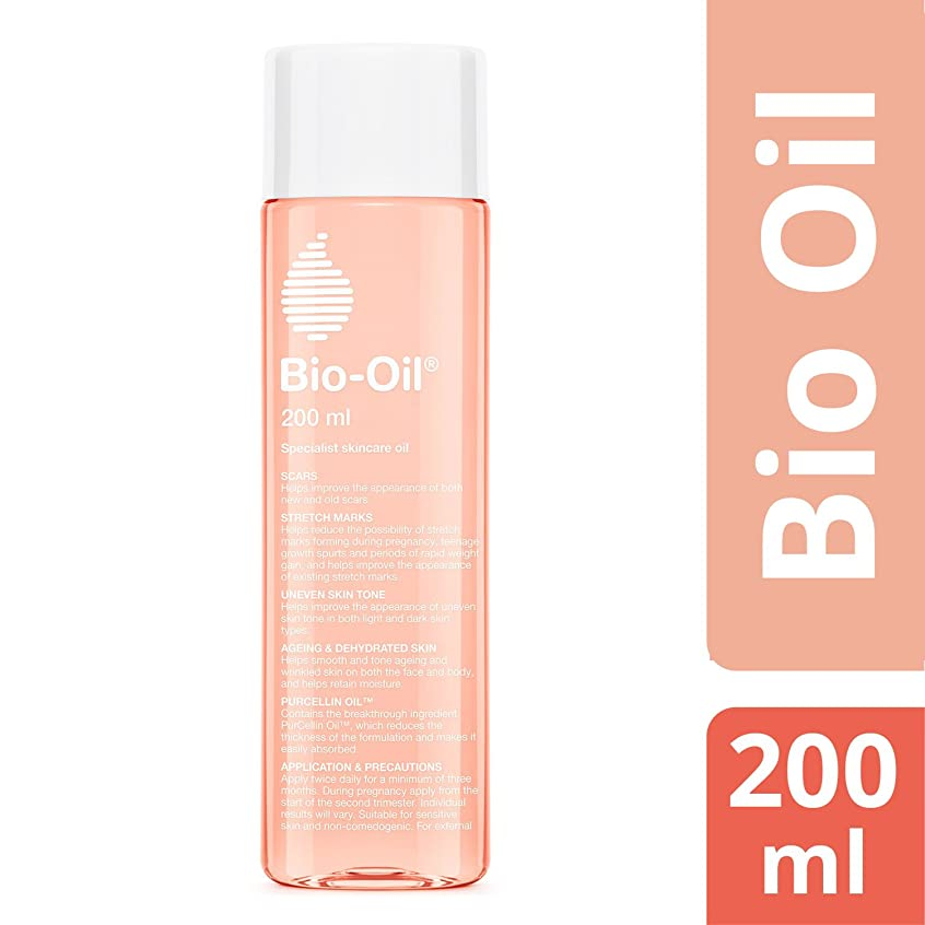 タービン尾一時的Bio-Oil Specialist Skin Care Oil, 200ml