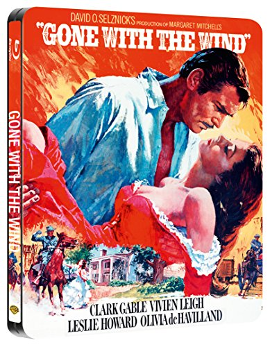 Gone With The Wind - Limited Steelbook Edition [Blu-Ray] [EU Import]