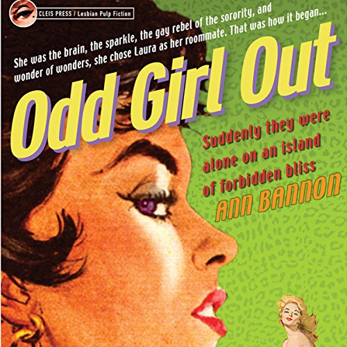 Couverture de Odd Girl Out