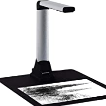 $97 » Bamboosang D500 Portable Document Camera, A4 Document Scanner for Teacher, Professional Scanner with Multi-Language OCR, S...