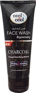 Cool & Cool Regenerating Face Wash for Men, 30 ml