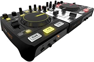 MixVibes All in one DJ Controller w/Built-In Audio Interface & CROSS DJ software (Full Version)