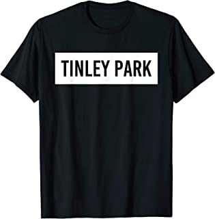 TINLEY PARK IL ILLINOIS Funny City Home Roots USA Gift T-Shirt