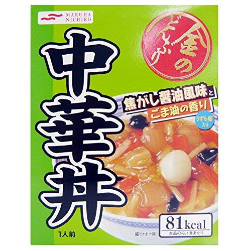 マルハニチロ『金のどんぶり 中華丼』