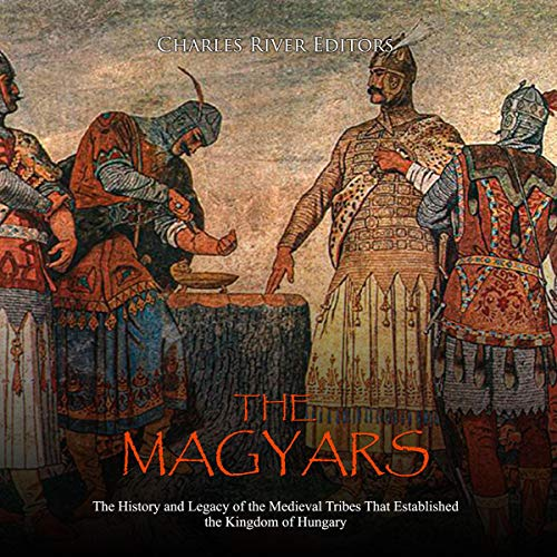 The Magyars cover art