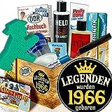Jahrgang 1966 / Männer DDR Pflegebox / Legenden 1966
