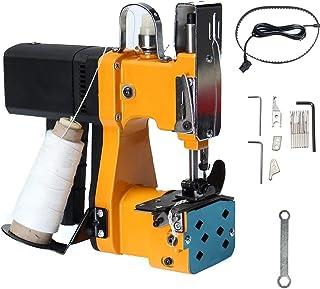 آلة الخياطة الكهربائية آلة التعبئة التلقائية المحمولة صناعة المنسوجات المنزلية آلة ختم الأكياس المنسوجة السدادة الاوفرلوك