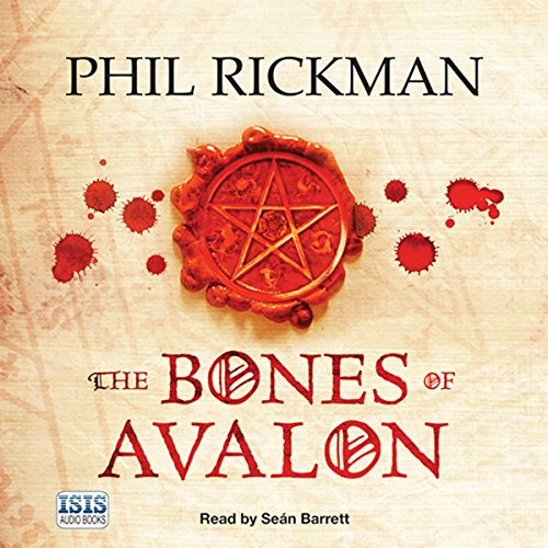 The Bones of Avalon audiobook cover art