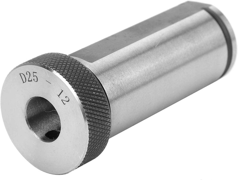Tool Holder Bushing Lathe Parts High Hardness High Strength CNC Lathe Tool Bushing for U Drill Center Drill D25-12