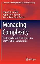 managing التعقيد: التحديات لهاتف الهندسة الصناعية و إدارة التشغيل (محاضرة ملاحظات إدارة و الصناعية الهندسة)