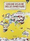 Grande atlante delle avventure. Ediz. illustrata