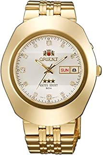 Orient Watch for Men, Stainless Steel, SEM70004W8