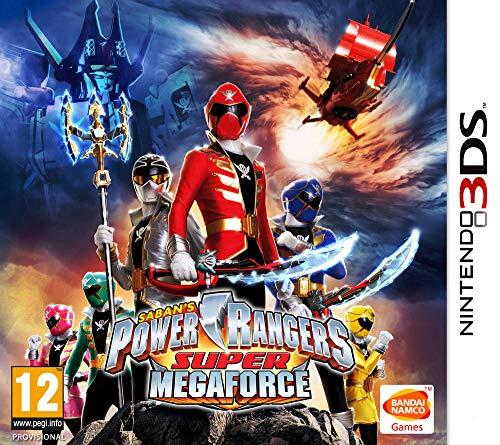 Power Ranger Super Mega Force [Importación Francesa]