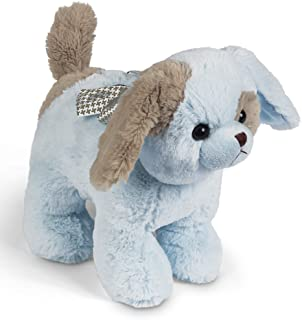Bearington Waggles Blue Puppy Dog Piggy Bank with Noise 10