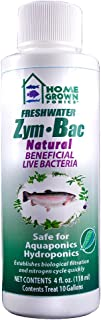 HOME GROWN PONICS Zym Bac # 96044 Natural Beneficial Bacteria, 4 oz.
