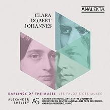 Clara-Robert-Johannes: Darlings of the Muses