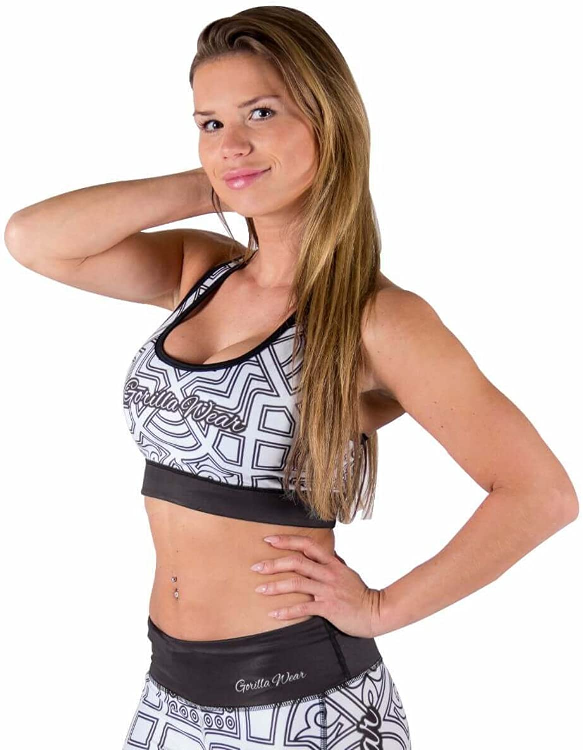 Gorilla WEAR Women's Pueblo Sports Bra