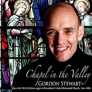 Gordon Stewart plays the 1914 JJ Binns Organ - Chapel in the Valley