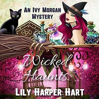 Page de couverture de Wicked Haunts