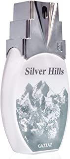 قزاز سيلفر هيلز -أو دي بارفان, 100 مل- Gazzaz Silver Hills
