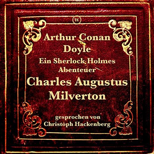 Charles Augustus Milverton audiobook cover art