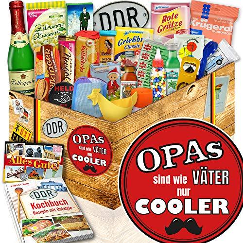 Coole Opas / 24er DDR Set / Geschenk für Opa Geburtstag